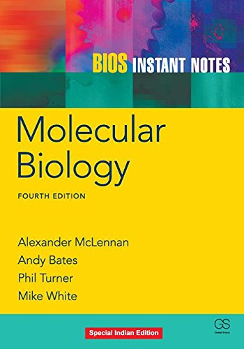 9780815346081: Bios Instant Notes Molecular Biology 4Th Edition