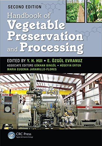 9780815351436: Handbook of Vegetable Preservation and Processing, 2nd Edition (CRC Press-Reprint Year 2018)