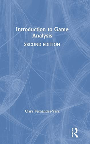 9780815351832: Introduction to Game Analysis