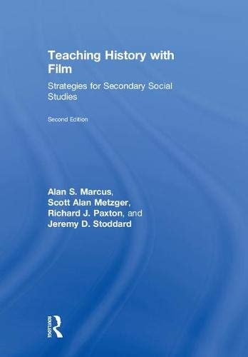 9780815352969: Teaching History with Film: Strategies for Secondary Social Studies