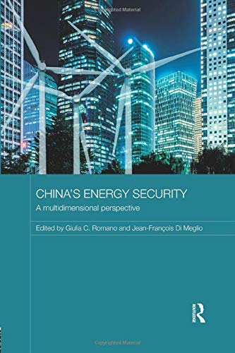 9780815355984: China's Energy Security: A Multidimensional Perspective (Routledge Contemporary China Series)