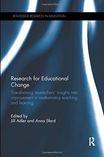 Research for Educational Change: Transforming researchers' insights