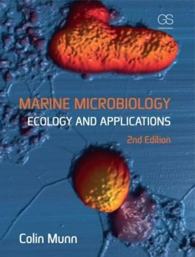 9780815365174: Marine Microbiology: Ecology & Applications
