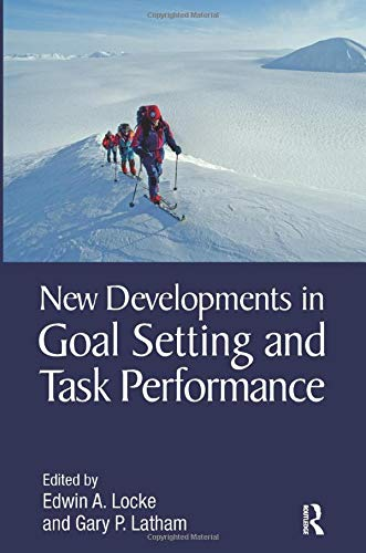 9780815390879: New Developments in Goal Setting and Task Performance