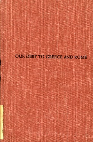 Language and Philology (Our Debt to Greece and Rome): Kent, Roland G.