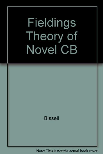 9780815403029: Fielding's Theory of the Novel