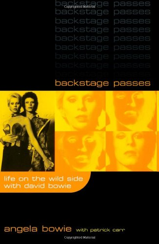 9780815410010: Backstage Passes: Life on the Wild Side with David Bowie