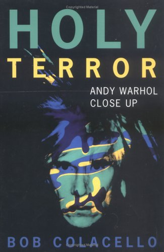 9780815410089: Holy Terror: Andy Warhol Close Up