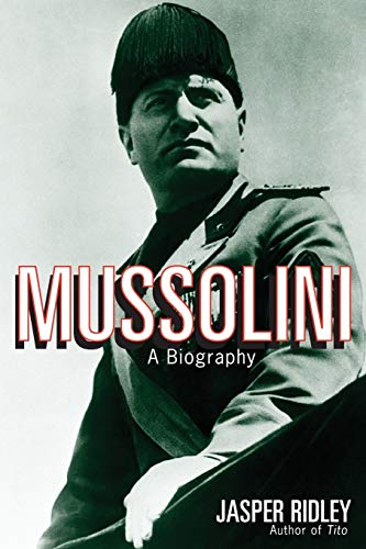 9780815410812: Mussolini: A Biography