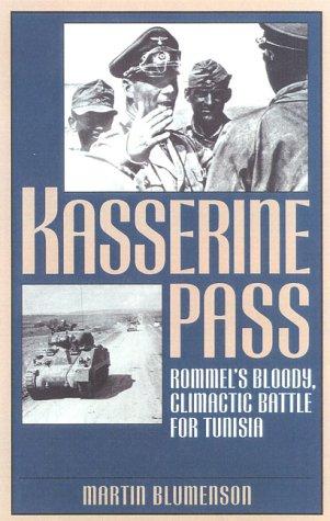 Kasserine Pass (0815410999) by Blumenson, Martin