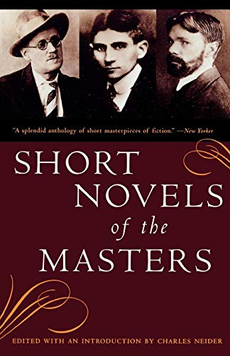 9780815411789: Short Novels of the Masters