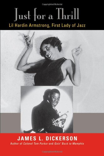 9780815411956: Just for a Thrill: Lil Hardin Armstrong, First Lady of Jazz