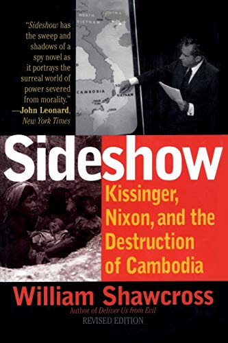 9780815412243: Sideshow: Kissinger, Nixon, and the Destruction of Cambodia