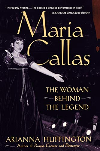 9780815412281: Maria Callas: The Woman behind the Legend