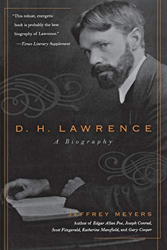 9780815412304: D.H. Lawrence: A Biography