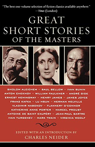 9780815412533: Great Short Stories of the Masters