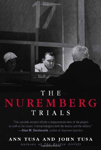 9780815412625: The Nuremberg Trials