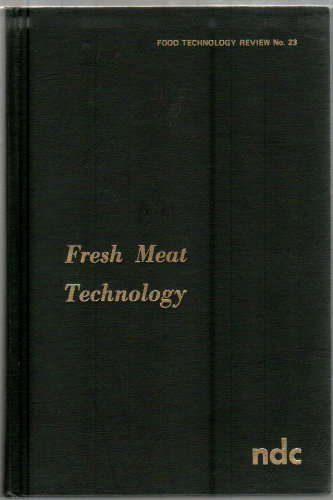 Fresh meat technology (Food technology review): Karmas, Endel