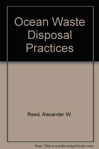 9780815505914: Ocean Waste Disposal Practices (Pollution Rechnology Review)