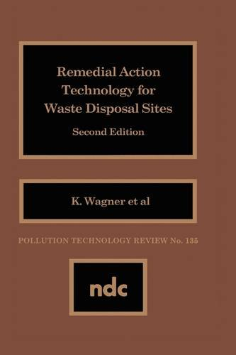 Remedial Action Technology for Waste Disposal Sites Second Edition
