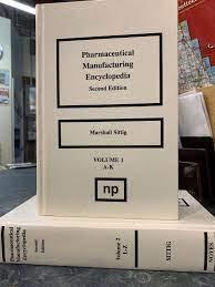 9780815511441: Pharmaceutical Manufacturing Encyclopedia (2 Volume Set)