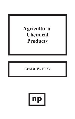 9780815511748: Agricultural Chemical Products