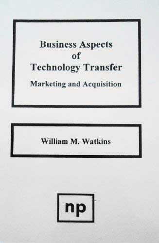 9780815512066: Business Aspects of Technology Transfer
