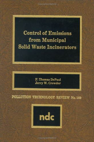 Control of Emissions from Municipal Solid Waste: DePaul, F. Thomas,