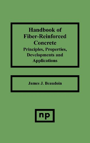 9780815512363: Handbook of Fiber-Reinforced Concrete: Principles, Properties, Developments and Applications (Building Materials Science Series)