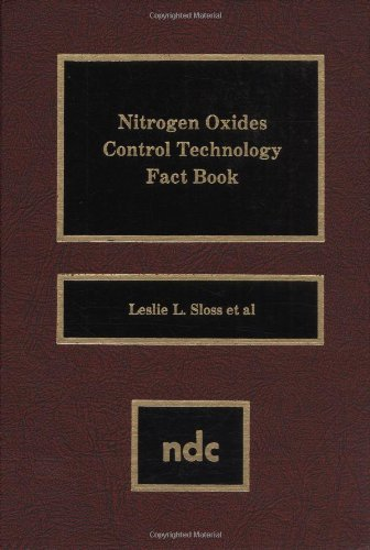 9780815512943: Nitrogen Oxides Control Technology Fact Book