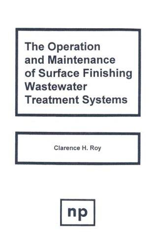 9780815513056: Operation and Maintenance of Surface Finish