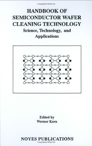 9780815513315: Handbook of Semiconductor Wafer Cleaning Technology: Science, Technology and Applications (Materials Science and Process Technology Series)