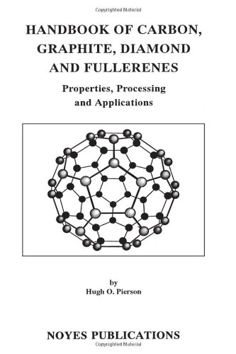 9780815513391: Handbook of Carbon, Graphite, Diamond and Fullerenes: Properties, Processing and Applications (Materials Science and Process Technology)