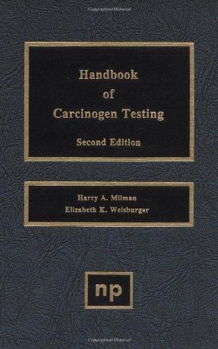 9780815513568: Handbook of Carcinogen Testing, Second Edition