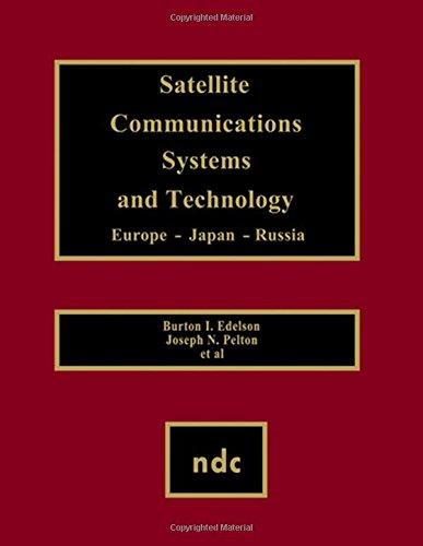 9780815513704: Satellite Communications Systems and Technology (Advanced Computing & Telecommunications Ser.)