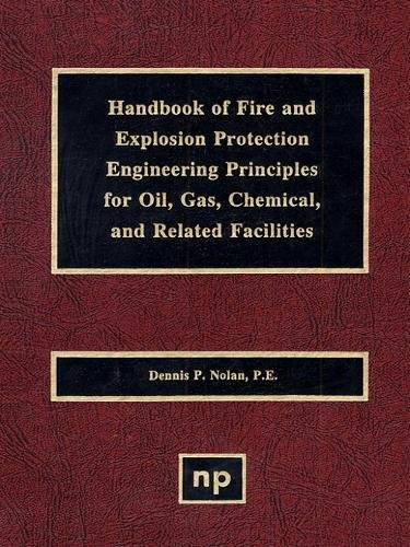 9780815513940: Handbook of Fire & Explosion Protection Engineering Principles for Oil, Gas, Chemical, Related Facilities
