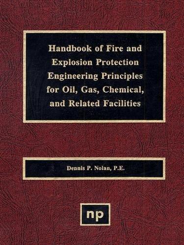 Handbook of Fire & Explosion Protection Engineering: Nolan, Dennis P.