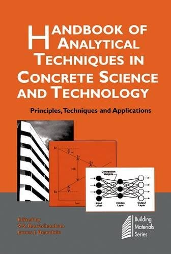 9780815514374: Handbook of Analytical Techniques in Concrete Science and Technology: Principles, Techniques and Applications (Building Materials Series)