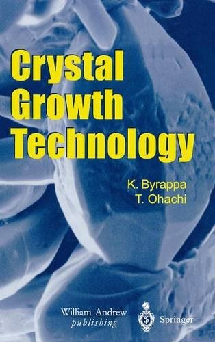 9780815514534: Crystal Growth Technology (Springer Series in Materials Processing,)