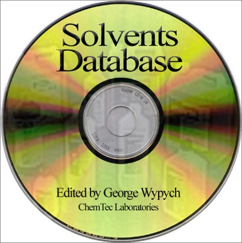 9780815514633: Solvent Database, Second Edition (Chemicals & Chemical Engineering)