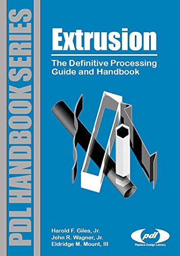 9780815514732: Extrusion: The Definitive Processing Guide and Handbook (Plastics Design Library)