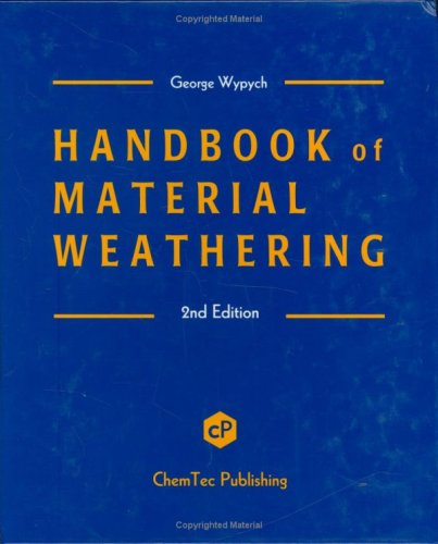 9780815514787: Hb of Mat'l Weathering 3rd Ed