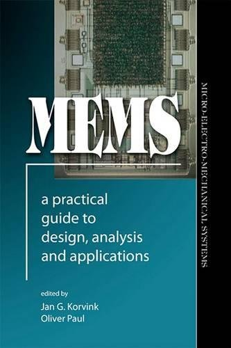 9780815514978: MEMS: A Practical Guide to Design, Analysis, and Applications