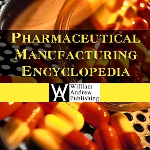 9780815515098: Pharmaceutical Manufacturing Encyclopedia, 3rd Edition Database