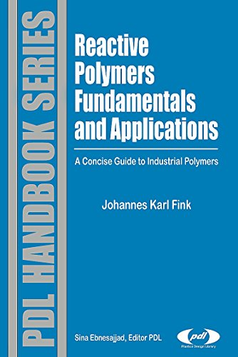 9780815515159: Reactive Polymers Fundamentals and Applications (Pdl Handbook)