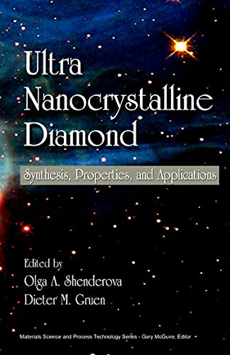 9780815515241: Ultrananocrystalline Diamond: Synthesis, Properties, and Applications