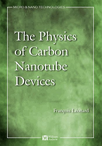 9780815515739: Physics of Carbon Nanotube Devices (Micro and Nano Technologies)