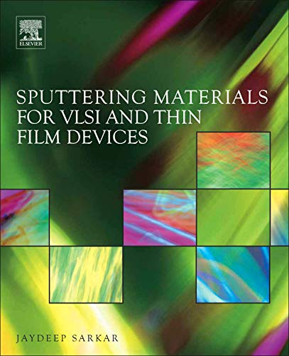 9780815515937: Sputtering Materials for VLSI and Thin Film Devices