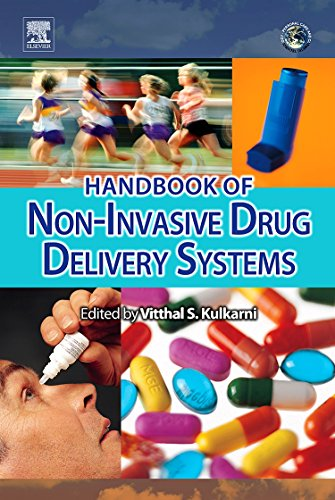 9780815520252: Handbook of Non-Invasive Drug Delivery Systems: Science and Technology (Personal Care and Cosmetic Technology)