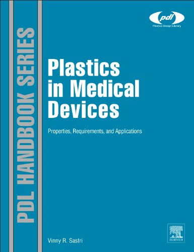 9780815520276: Plastics in Medical Devices: Properties, Requirements and Applications (Plastics Design Library)
